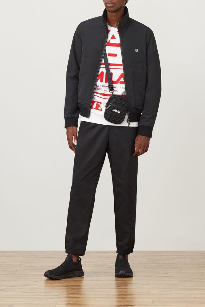 FILA Milano woven jacket in webimage-16EDF0C7-89E9-4B76-AF680D327C32E48E