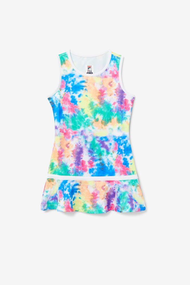 Girls' Core Tennis Dress in webimage-2599EAD4-266F-44E7-91ABCCCFDA4CE034