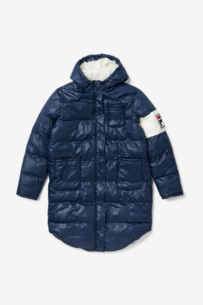 Luisa Quilted Puffer Coat in webimage-C5256F81-5ABE-4040-BEA94D2EA7204183