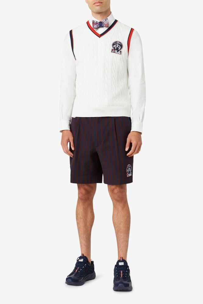Brooks Brothers x FILA Lawn Sweater Vest in webimage-8A572F80-2532-42C2-9598F832C44DF3F5