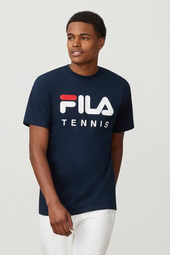 FILA tennis tee in webimage-C5256F81-5ABE-4040-BEA94D2EA7204183
