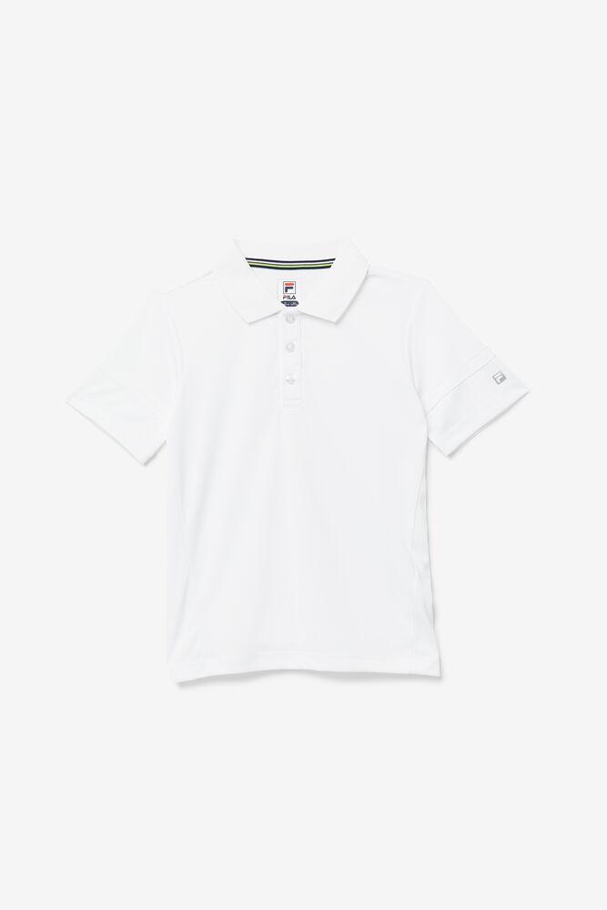 Boys' Core Tennis Polo in NotAvailable