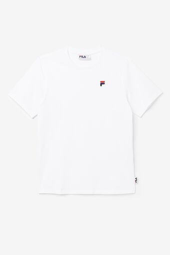 Derion Tee in white