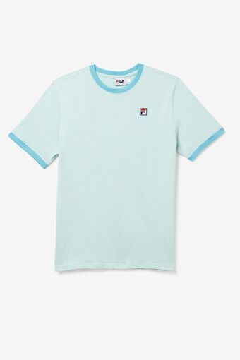 Marconi Ringer Tee in pastelturquoise