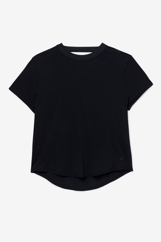 Fi-Lux Short Sleeve Top in webimage-83F29D21-1357-4A46-8D74394BC5A0929F