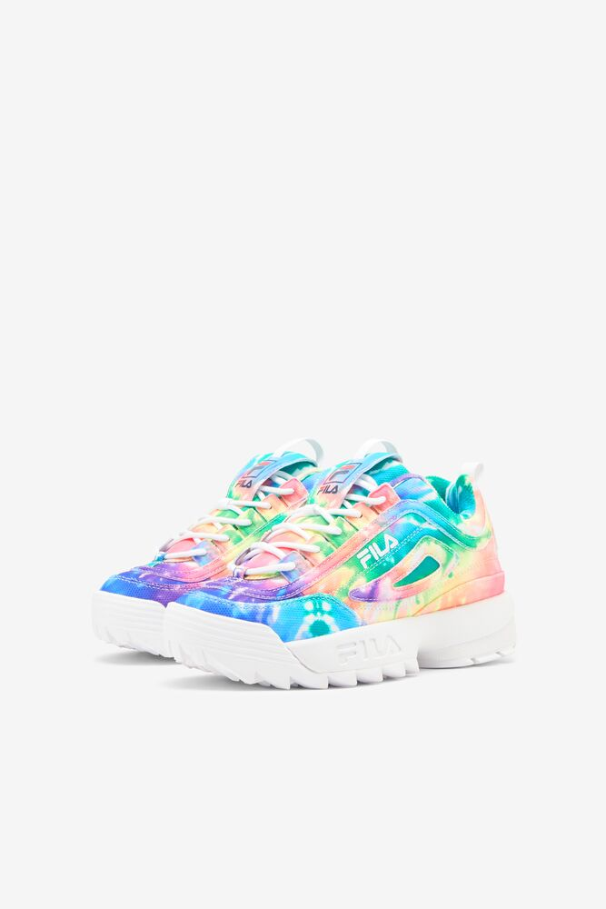 little kids' disruptor 2 tie dye in webimage-2599EAD4-266F-44E7-91ABCCCFDA4CE034