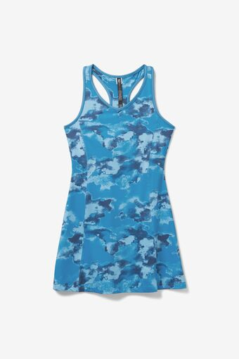 Deuce Court Printed Dress in webimage-775A42B5-281F-41FD-993FFD4A28B364C2