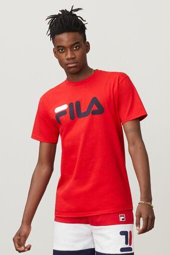 men's fila logo tee shirt in webimage-8F0326A2-F58E-4563-86D1C5CA5BC3B430