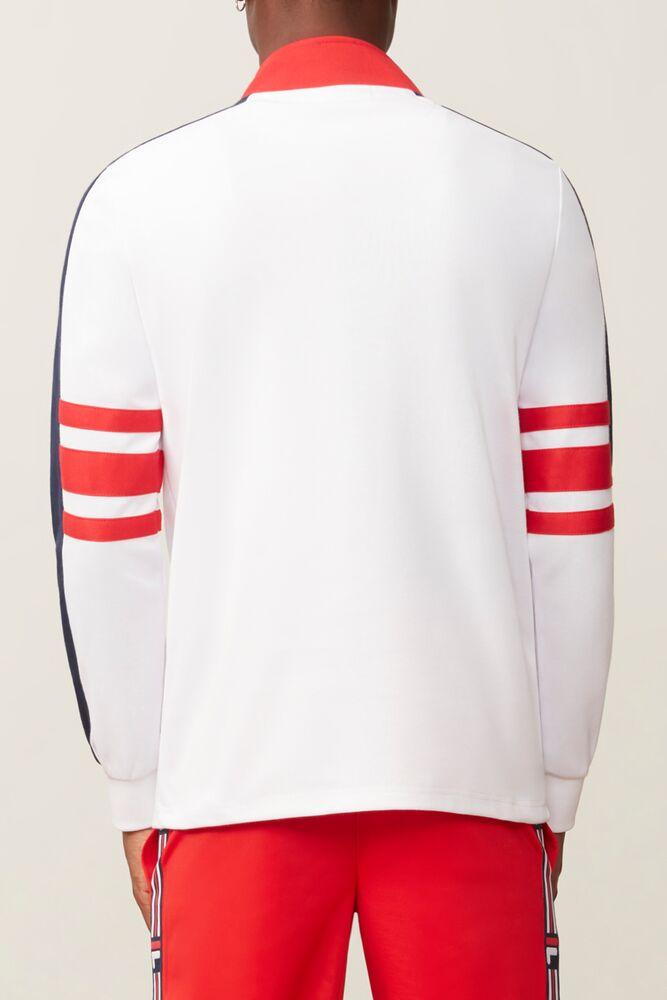 alastair 1/4 zip sweatshirt in NotAvailable