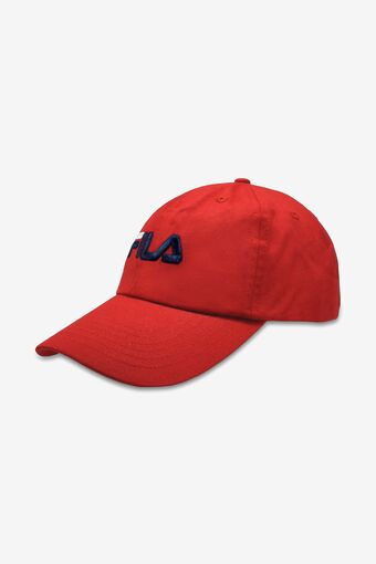 Fila Embroidered Baseball Hat in webimage-8F0326A2-F58E-4563-86D1C5CA5BC3B430