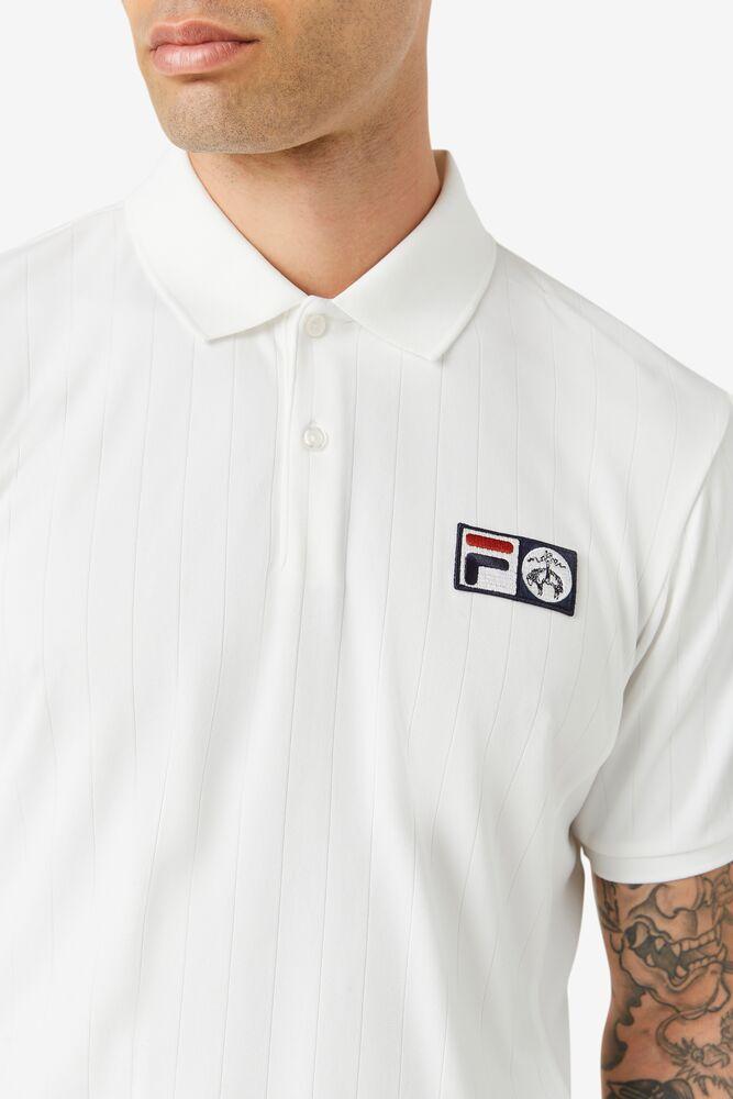 Brooks Brothers x FILA Championship Drop Needle Polo in webimage-8A572F80-2532-42C2-9598F832C44DF3F5