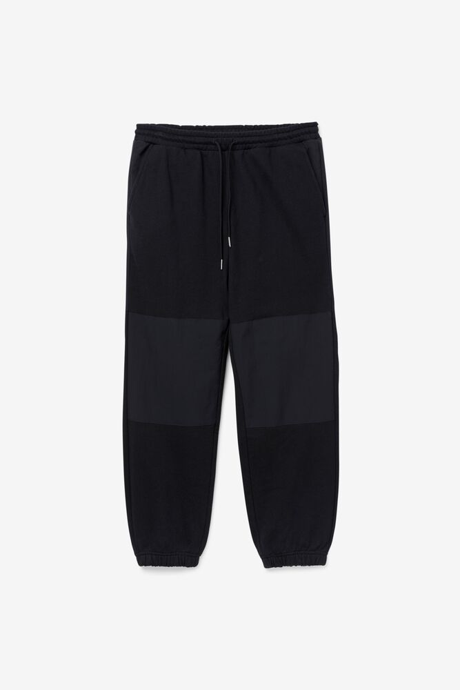 Project 7 Woven Mixed Patch Jogger in webimage-16EDF0C7-89E9-4B76-AF680D327C32E48E