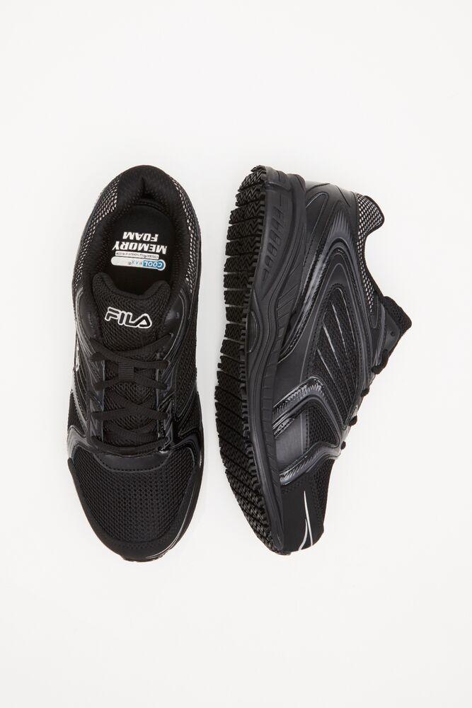 Men's Memory Reckoning 7 Slip Resistant Steel Toe Shoe in webimage-16EDF0C7-89E9-4B76-AF680D327C32E48E