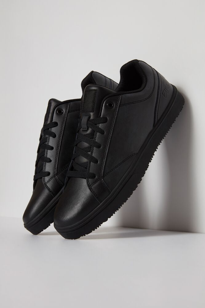 Men's Memory Amalfi Slip Resistant Shoe in webimage-16EDF0C7-89E9-4B76-AF680D327C32E48E