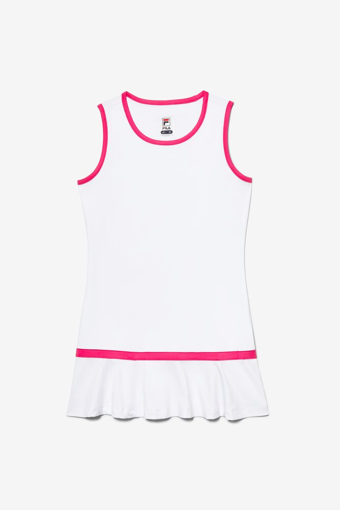 Girls' Core Tennis Dress in NotAvailable