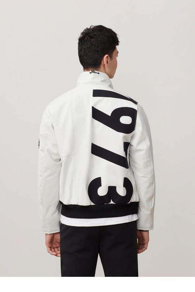FILA Milano woven jacket in webimage-1987B289-77F4-4AFB-A74A8A9F9BD201CD