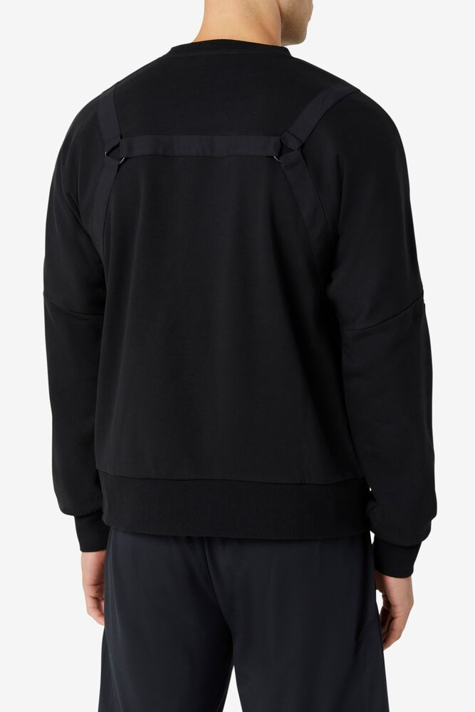 Buster Crew Sweatshirt in webimage-16EDF0C7-89E9-4B76-AF680D327C32E48E