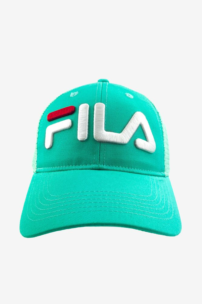 Fila Embroidered Tucker Hat in webimage-A7F5B040-ABAD-4A8C-9B14DE09F274D162
