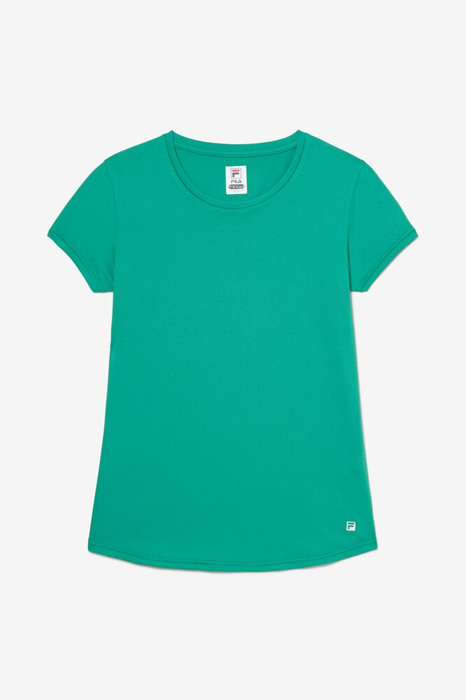 Essentials Short Sleeve Top in webimage-68644838-8C70-4187-A2111467B70D98C7