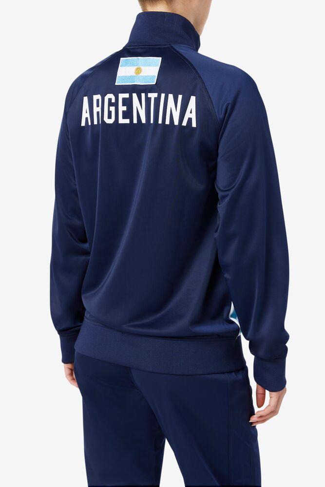 Argentina Track Jacket in webimage-C5256F81-5ABE-4040-BEA94D2EA7204183