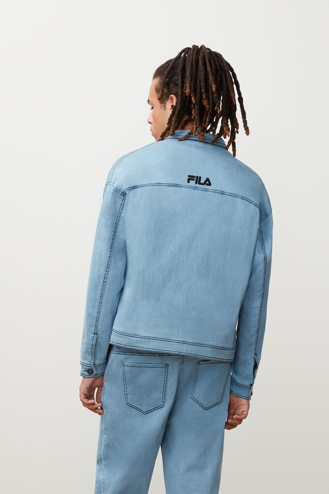 washington denim jacket in NotAvailable