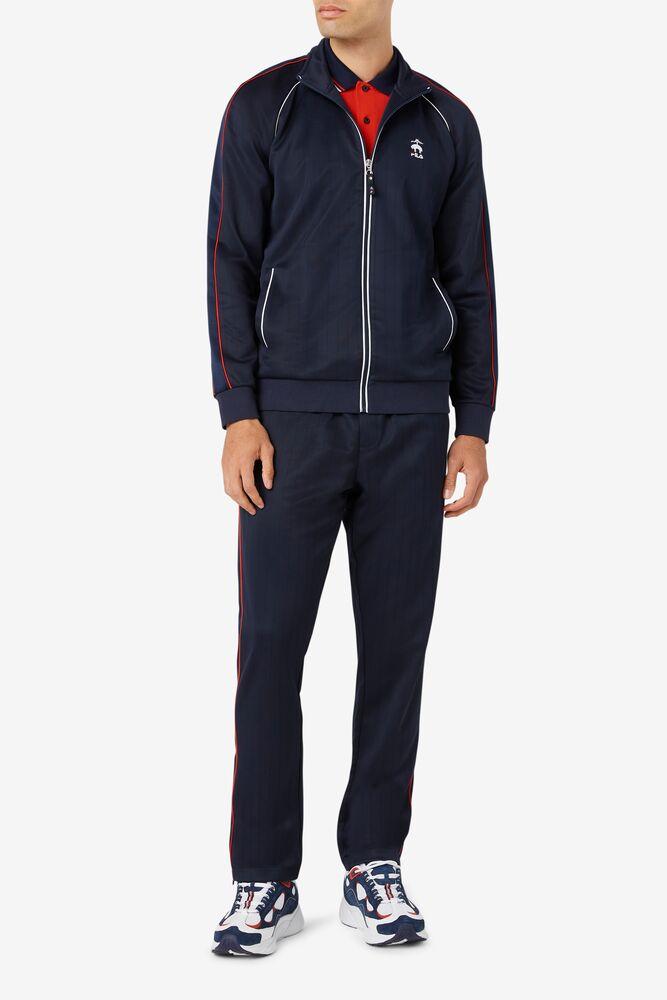 Brooks Brothers x FILA Warm-Up Jacket in webimage-C5256F81-5ABE-4040-BEA94D2EA7204183