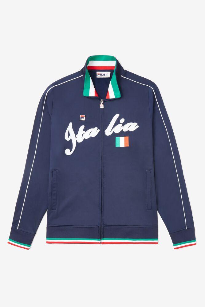 Italia Track Jacket in webimage-C5256F81-5ABE-4040-BEA94D2EA7204183