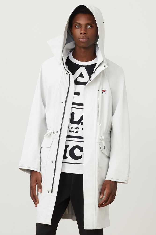 FILA Milano long woven jacket in webimage-8A572F80-2532-42C2-9598F832C44DF3F5