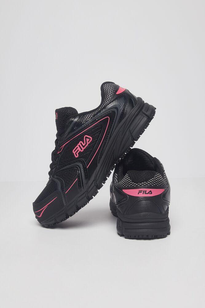 Women's Memory Reckoning 8 Slip Resistant Steel Toe Shoe in webimage-16EDF0C7-89E9-4B76-AF680D327C32E48E