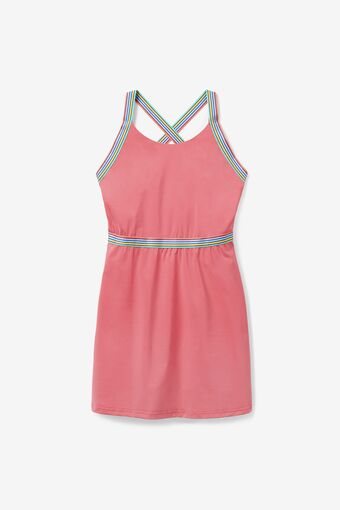 Cross Court Cross Back Dress in webimage-F1360AC8-9455-4E06-93992C4814EDCB7A