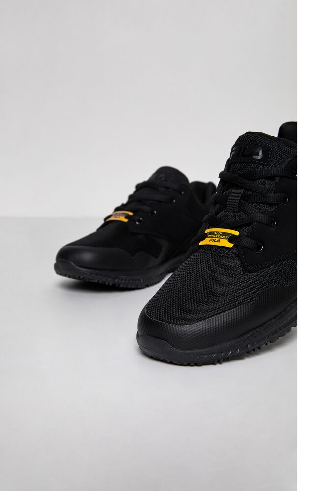 Women's Memory Layers EVO Slip Resistant Shoe in webimage-16EDF0C7-89E9-4B76-AF680D327C32E48E