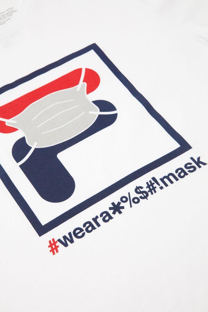 Wear A Mask Tee Fila.com Exclusive in webimage-8A572F80-2532-42C2-9598F832C44DF3F5