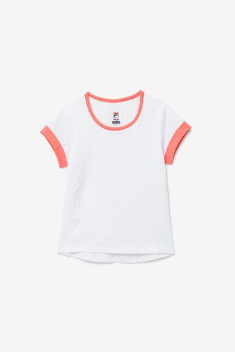 Girls' Core Short Sleeve Top in webimage-8A572F80-2532-42C2-9598F832C44DF3F5