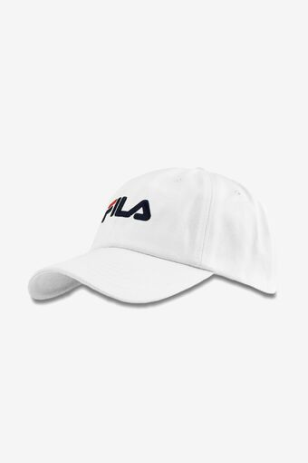 Fila Embroidered Baseball Hat in webimage-8A572F80-2532-42C2-9598F832C44DF3F5