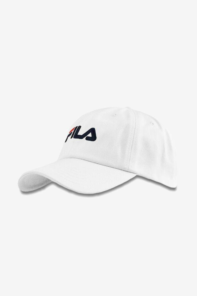 Fila Embroidered Baseball Hat in webimage-8A572F80-2532-42C2-9598F832C44DF3F5