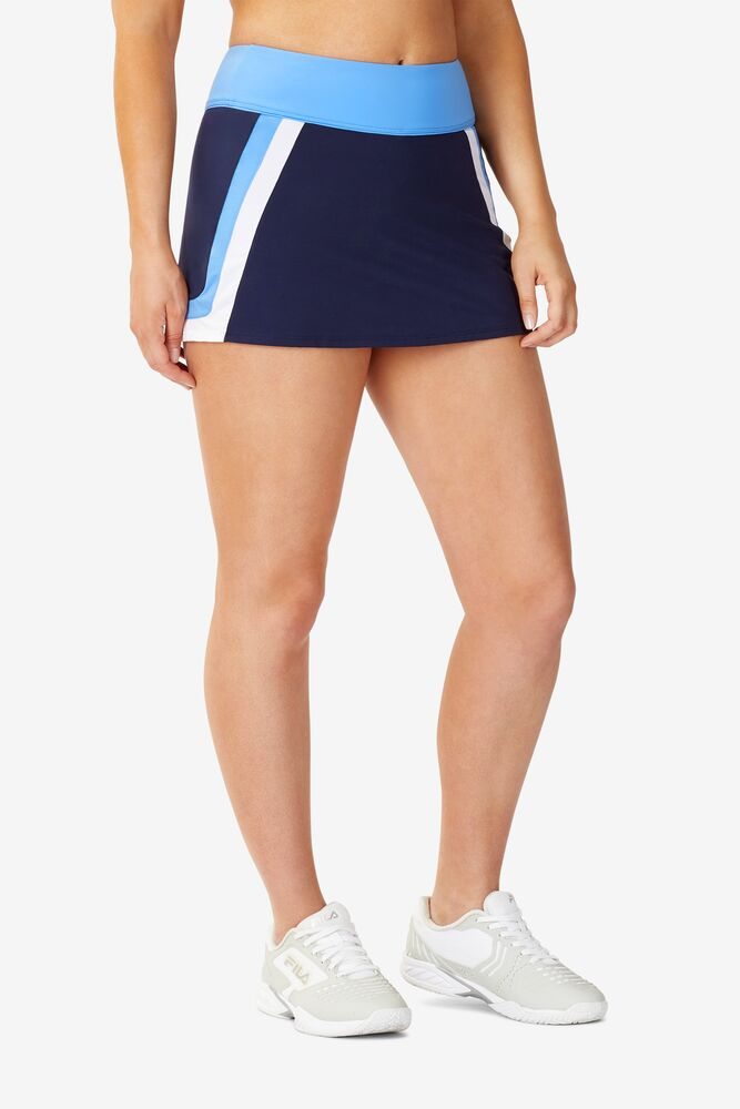 110 Year Collection A-line Skort in webimage-C5256F81-5ABE-4040-BEA94D2EA7204183